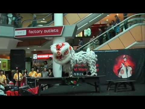CYL 2009 Lion Dance Moon Festival Video
