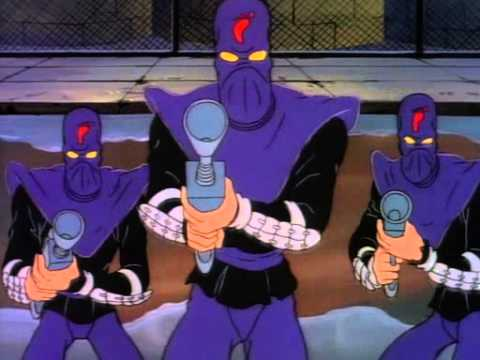 Tortue ninja saison 1 pisode 03 une chose propos des - Le rat des tortue ninja ...