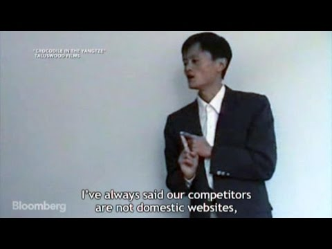 Alibaba IPO: Jack Ma's Original Sales Pitch in 1999
