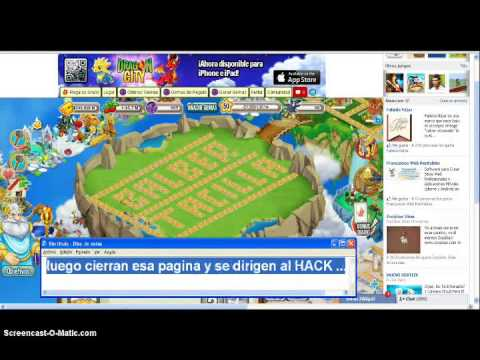 Hack de dragon city 2013 (HUEVOS DE TABERNA)