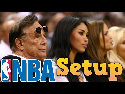 Donald Sterling Set Up By The NBA and Magic Johnson