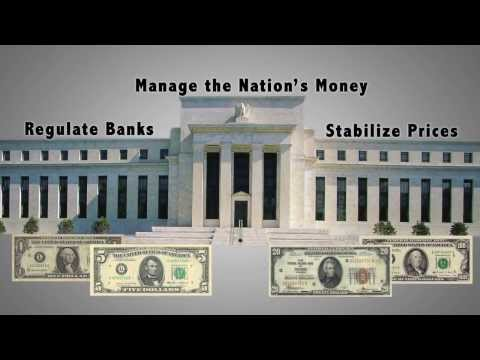 A History of Central Banking In the United States
