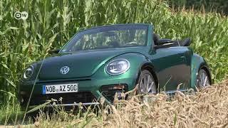 VW Beetle Cabrio - Kult oder Eintagsfliege?   DW Deutsch