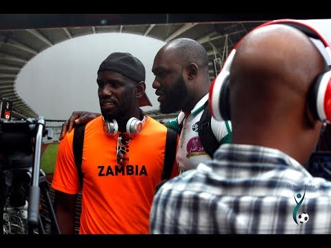 Zambian National Football Team Arrives Uyo for World Cup Qualifier Against Nigeria