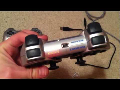 Quick and Easy Fix for the Brand New PS3 Controller Blinking Lights Problem