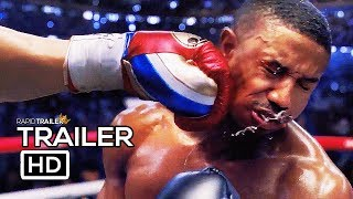 CREED 2 Official Trailer (2018) Michael B. Jordan, Sylvester Stallone Rocky Movie HD