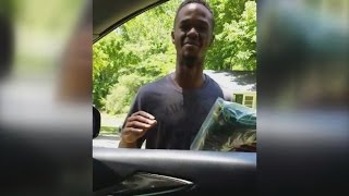 Special Ed Teacher Surprises Teen with Cap and Gown to Tell Him He