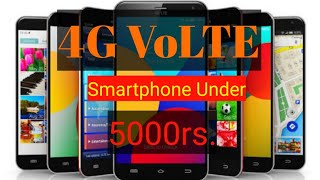 4G VoLTE Smartphones Under 5000/- | Don't waste money on Jio Phone