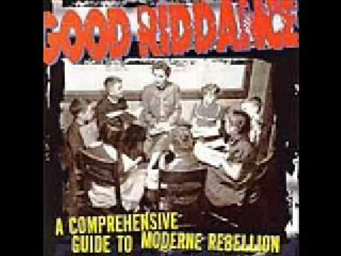 Good Riddance - Come Dancing