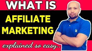 What is Affiliate Marketing ?  Affiliate marketing for beginners   make money online