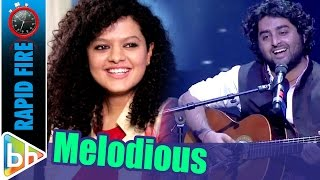 download lagu Palak Muchhal's Melodious Rapid Fire On Arijit Singh  gratis