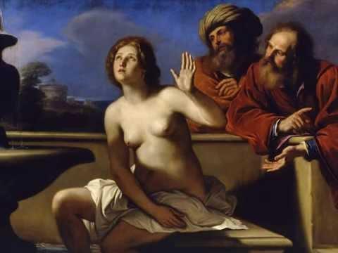Sigismondo d´India. La mia Filli crudel - Guercino