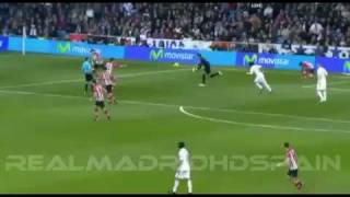 Real Madrid 4-1 Athletic de Bilbao - Liga BBVA 11-12 - Goles 22-01-2012 Audio COPE.avi