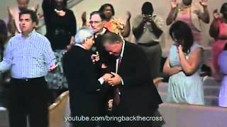 Benny Hinn - Strong Anointing in Pensacola