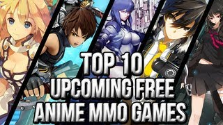 Top 10 Free Upcoming Anime MMO Games   FreeMMOStation.com