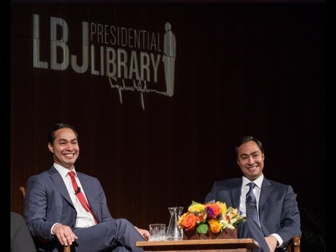 An Evening with Joaquin and Julian Castro
