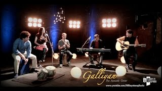 download lagu Galliyan Acoustic Cover - Aakash Gandhi Ft Shankar Tucker, gratis