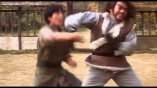 Donnie Yen vs Jacky Wu Golden Tribute