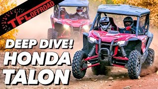 The 2019 Honda Talon Is the Sporty SXS You've Been Dreaming of Since 2013!