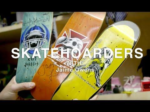 SkateHoarders: Jaime Owens