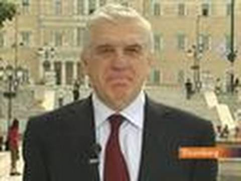 Papantoniou Says Greece Is EU's Last `Soviet' Economy