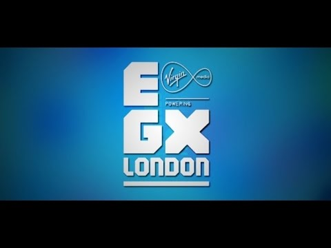 EGX 2014! Sony booth with Hollie Bennett