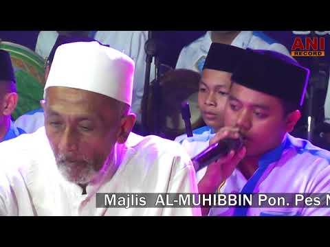 Ahmad Ya Habibi Salam Alaik  Sholawat Alhabsyi Majlis Al-Muhibbin PP. Nurul Hidayah