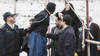 Iran Murder Victim's Mother Stops Hanging