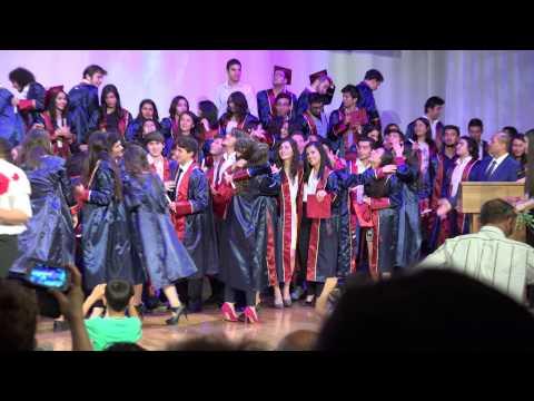 Gaziantep anadolu lisesi 2015 mezuniyet töreni 4K - ULTRA HD