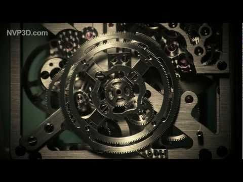 The Antikythera Mechanism - 2D
