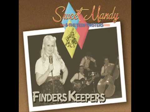 Sweet Mandy And The Teen Twisters - No Heart To Spare
