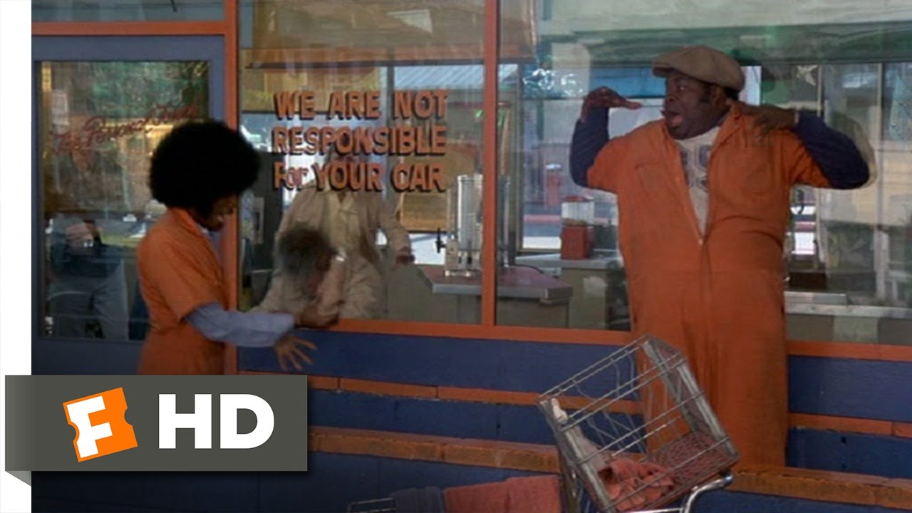 """Car Wash (8/10) Movie CLIP - Hippo & the Fly Stop the """"Mad"""