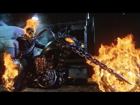 AMC Movie Talk - Marvel Reacquires GHOST RIDER & BLADE, SPIDER-MAN & AVENGERS Crossover Film?