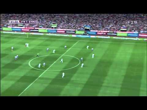هدف فوز اتلتكو على ريال مدريد في السوبر الاسباني ...