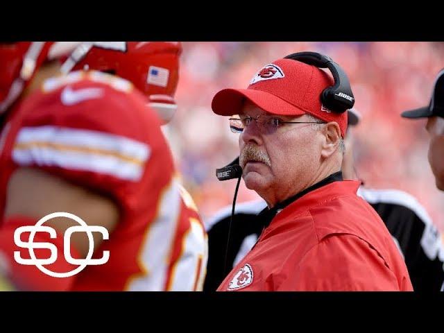 The Kansas City Chiefs 'cannot run the ball, period' | SportsCenter | ESPN