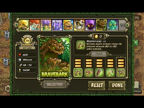 Kingdom Rush Origins Bravebark