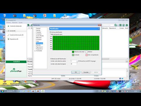 Como acelerar el proceso de descargas en Utorrent