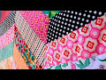Chevron Column Quilt Tutorial