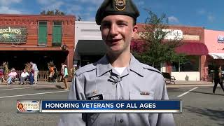 Honoring veterans of all ages in Citrus County