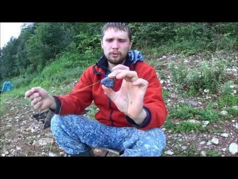 BF-Советы-№ 40 Закидушка | Как насадить малька на крючок | Закидушка на стерлядь |