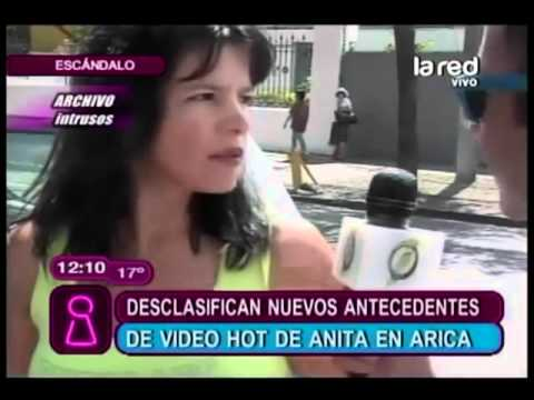 Desclasifican detalles hot de eventos de Anita Alvarado