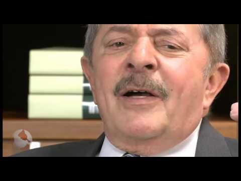 Entrevista exclusiva com Luiz Inácio Lula da Silva