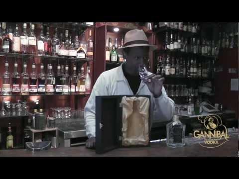 Gannibal Vodka Unique Taste.mov