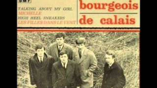 les bourgeois de calais - talking about my girl (1966)