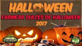 HALLOWEEN | Farmear Dulces de Halloween | World of Warcraft