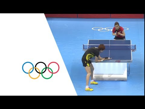 Table Tennis Women's Team Final - China v Japan -  London 2012 Olympic Games Highlights