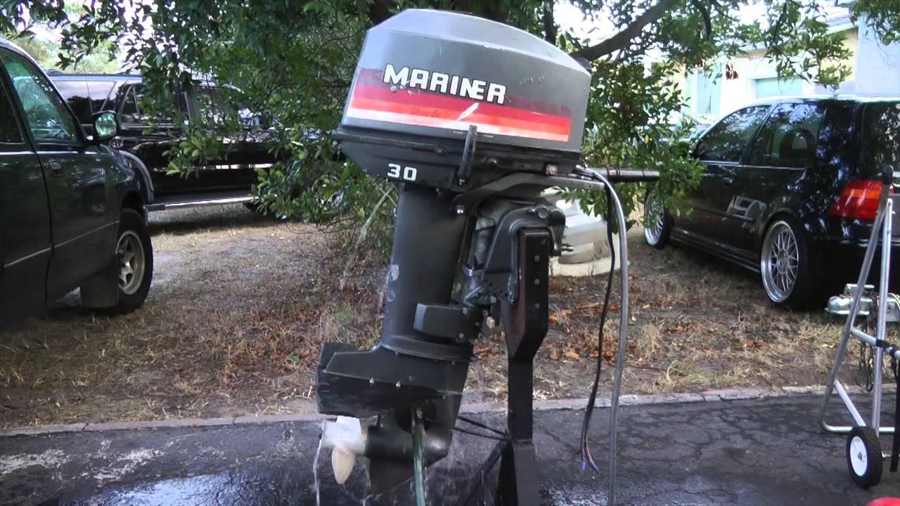 Starter Yamaha  Hp  Stroke