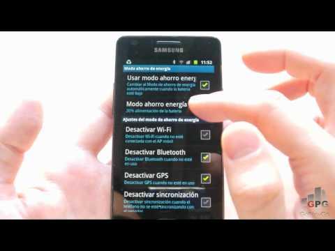 Review Samsung Galaxy S2 en HD en español | goponygo.com