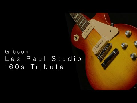 Gibson Les Paul Studio 60's Tribute• Wildwood Guitars Overview