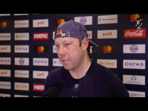 Андрей Костицын: «Начали игру не так, как планировали»